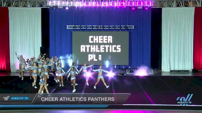 Cheer Athletics Panthers [2018 Senior Large 5 Day 1] 2018 NCA North Texas Classic