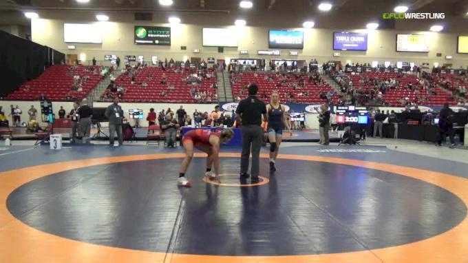 65 q, Forrest Molinari, TMWC vs Marina Briceno, Wayland Baptist University W