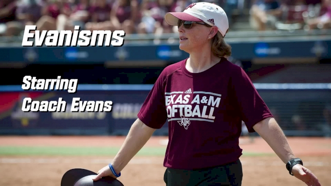 'Evanisms' Starring Coach Jo Evans