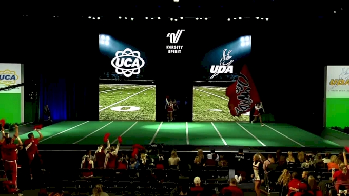 University of Mississippi [2018 Division IA AG Game Day] UCA & UDA College Cheerleading and Dance Team National Championship