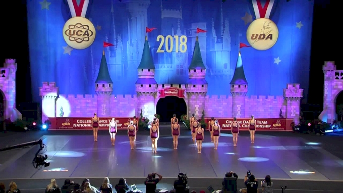 The Ohio State University [2018 Division IA Jazz] UCA & UDA College Cheerleading and Dance Team National Championship