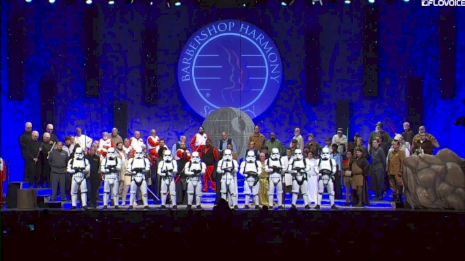 Music City Chorus: The BarberForce Awakens