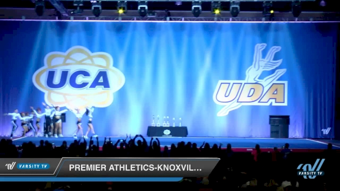 Premier Athletics-Knoxville North-Cobra Sharks [2018 Senior Restricted Coed - Small 5 Day 2] 2018 UCA Smoky Mountain Championship