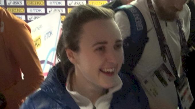 Laura Muir Says She Didn't Notice Hassan's Lane Change In Final Stretch
