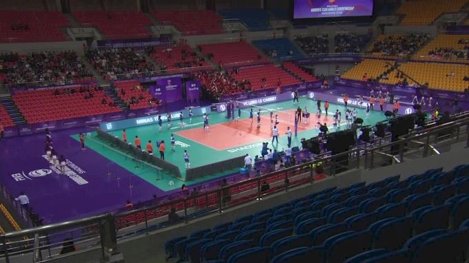 Minas Tenis Clube vs Volero Le Cannet | 2018 FIVB Womens Club World Championships