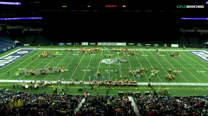 Avon (IN) at Bands of America Indianapolis Super Regional Championship, presented by Yamaha