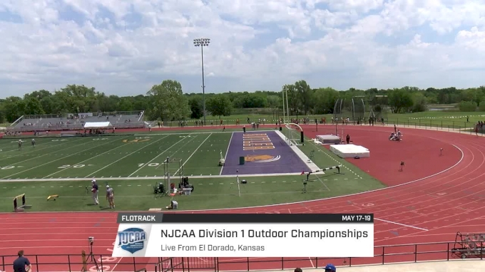 2018 DI NJCAA Outdoor Championships, Day 2 Part 1