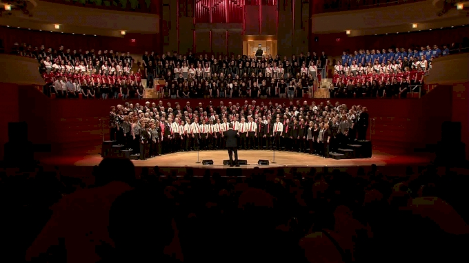 BHS Midwinter Convention Wraps Up With Epic Saturday Finale