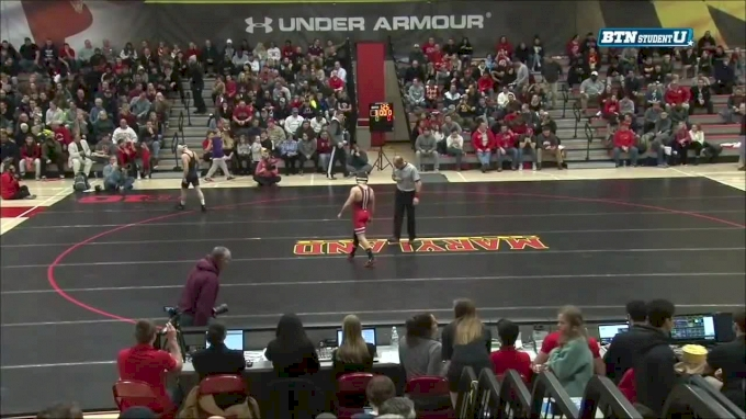 Ohio State vs Maryland 2018 Dual