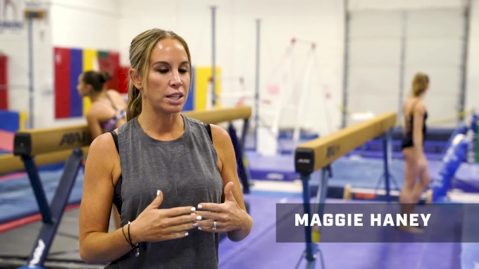 Drilling Beam Skills Uphill with Maggie Haney of MG Elite