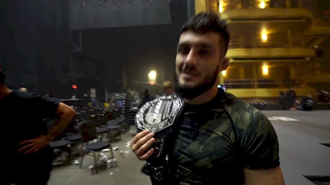Renato Canuto Becomes KASAI Pro Double Champ!