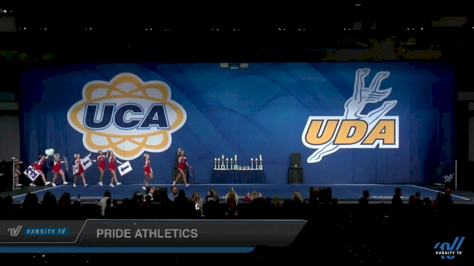 Pride Athletics [2018 Senior Club Day 1] 2018 UCA Bluegrass Championship