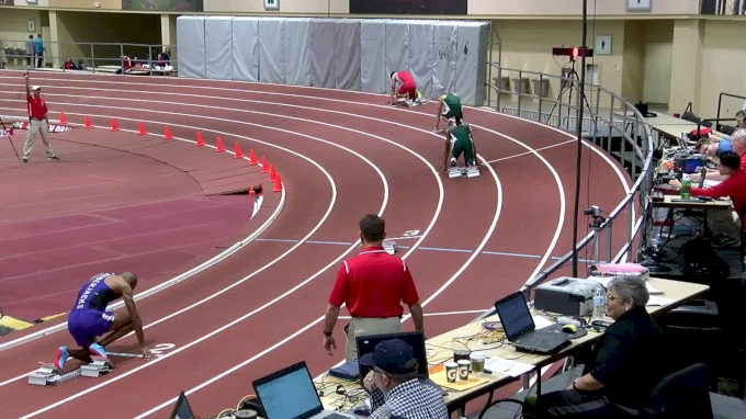 Men's 400m, Heat 5