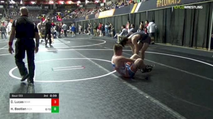 160 lbs Round Of 64 - Douglas Peppers, Social Circle USA Takedown vs Tanner Weaver, Central Mountain