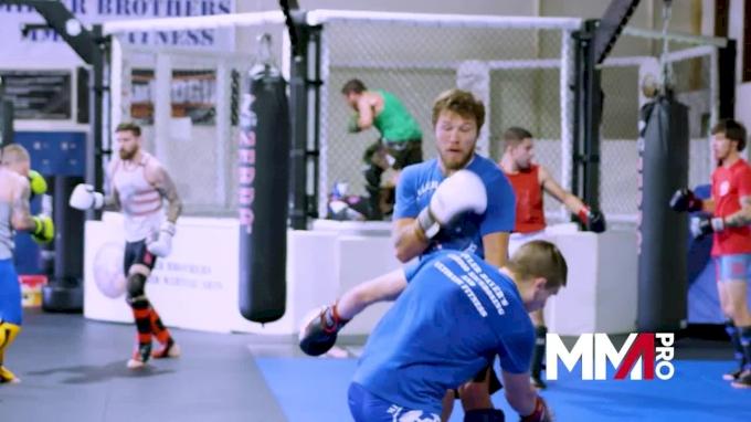 Inside MMA Pro League   Episode 6   Team NJ Feature