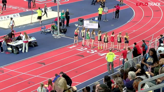 Invitational Girls' 5k, Heat 1 - Katelyn Tuohy 15:37 National Record!