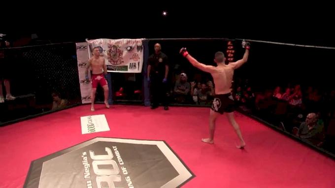 Bill Algeo vs. Scott Heckman  - Ring of Combat 65 Replay