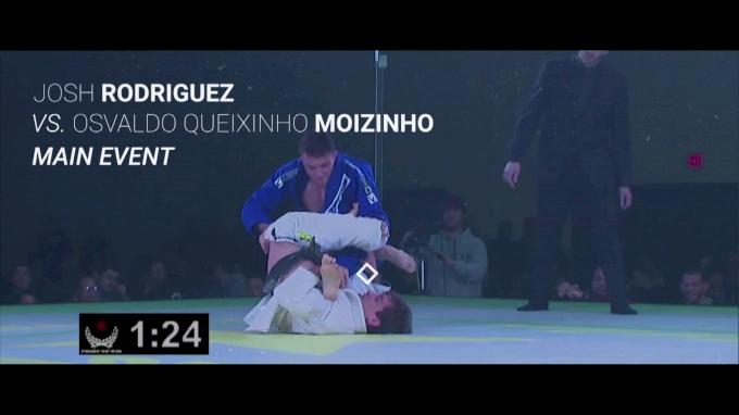 F2W 93: Queixhinho vs Rodrigues Promo