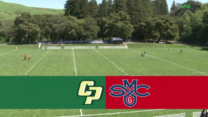 D1A Rd of 16 Cal Poly at Saint Marys