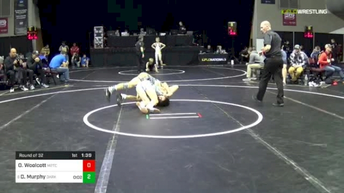 120 lbs Round Of 32 - Owen Woolcott, M2TC vs Devin Murphy, Darkhorse