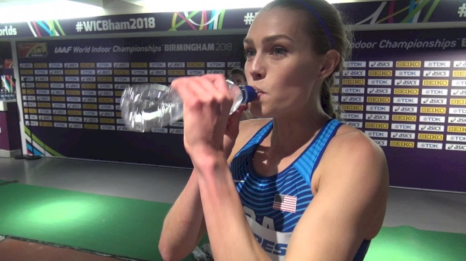 Colleen Quigley Goes Off On British Officials Being Overzealous With DQs