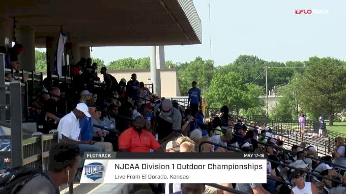 2018 DI NJCAA Outdoor Championships, Day 2 Part 3