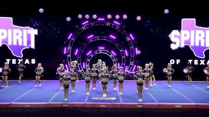 Spirit of Texas - A-Team [2018 L5 Medium Senior Day 1] NCA All-Star National Championship