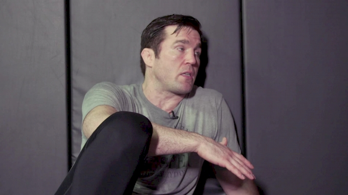 Chael Sonnen And His Mouth