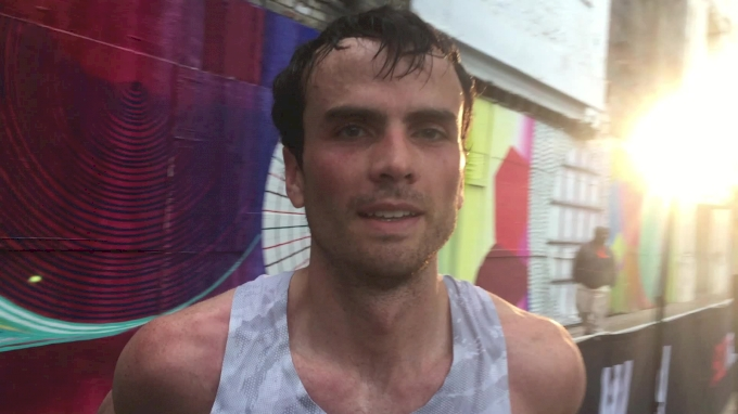 Patrick Smyth Hits Roads For Win At Austin Half Marathon