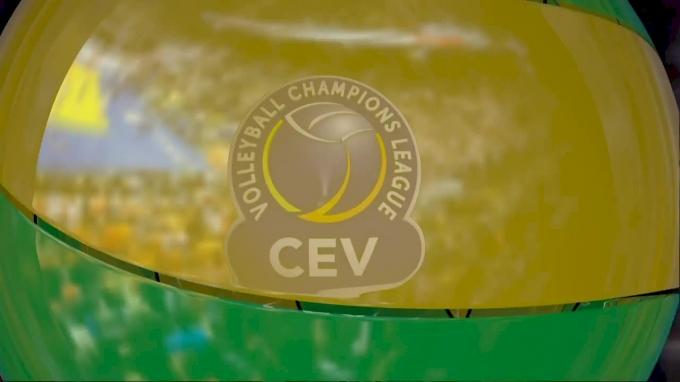 2018 CEV Men's Champions League United Volleys FRANKFURT (GER) vs. Shakhtior SOLIGORSK (BL