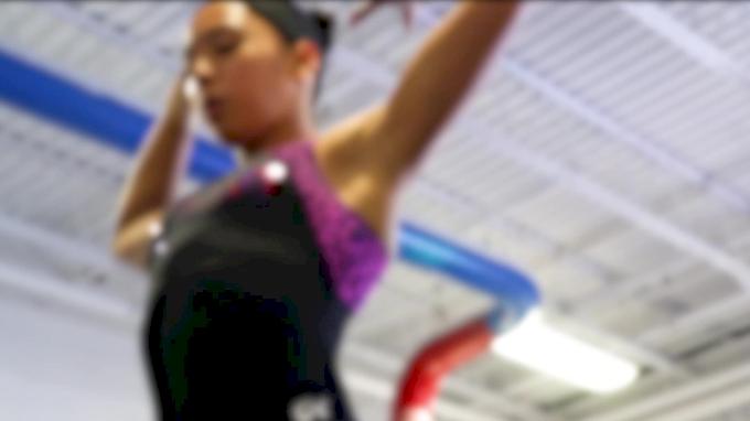 Interview: Philippine Senior Elite Corinne Bunagan, ENA Gymnastics