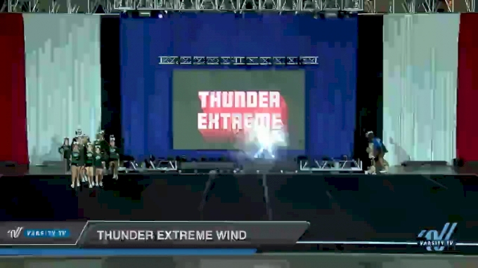 Thunder Extreme Wind [2018 Junior - D2 1 Day 1] 2018 NCA North Texas Classic