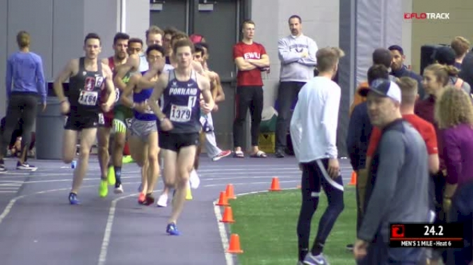 Men's Mile, Heat 6