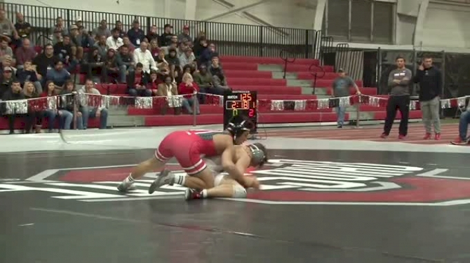 125 lbs Malik Heinselman vs Brakan Mead