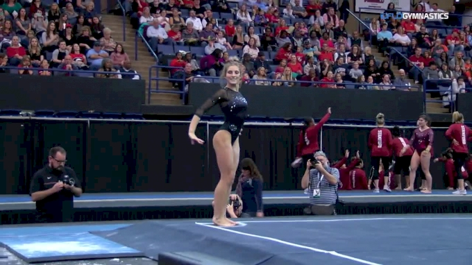 Sydney Snead - Floor, Georgia - 2018 Elevate the Stage - Augusta (NCAA)