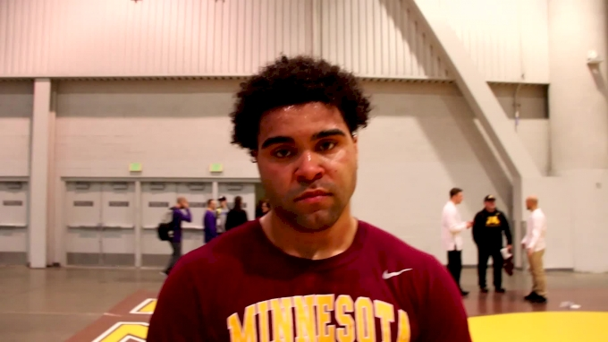 Gable Steveson Knows People Want To See Him Fail