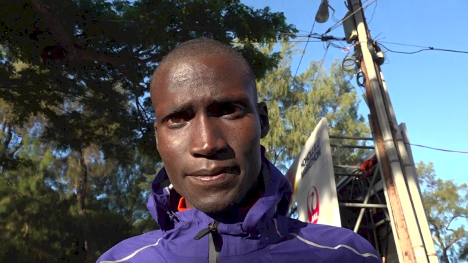 Ekiru After Winning Honolulu In 2:07