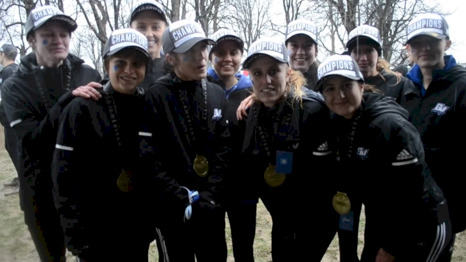 Grand Valley Women Make It A Laker Sweep At DII XC