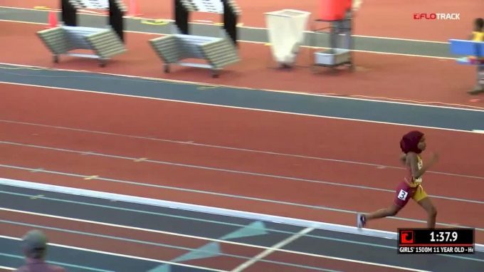 2018 AAU Indoor National Championships - Day 3 Full Replay, Part 3