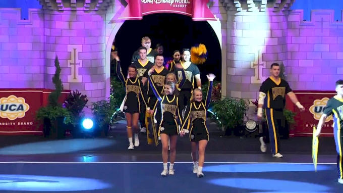 morehead state university 2018 cheer division i finals uca uda
