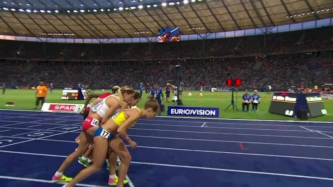 2018 European Championships - Women's 10k, Final