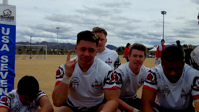Utah Cannibals Win LVI Boys HS Elite 7s