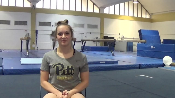 Haley Brechwald Shares what she is Excited About for Freshman Season