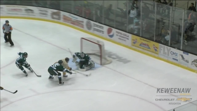 Highlights: Michigan Tech Pounds Bemidji State 7-2