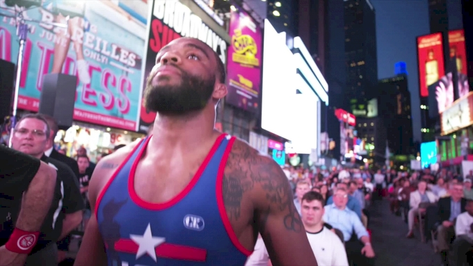 Jordan Burroughs vs Frank Chamizo At Beat The Streets