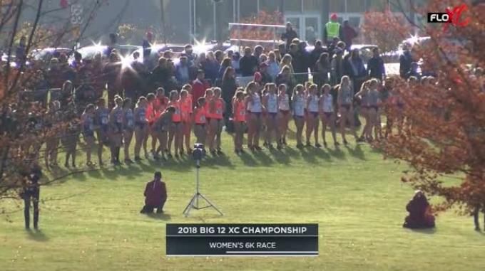 2018 Big 12 XC Championship Women's 6k