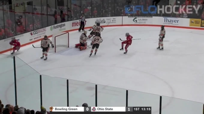 Highlights: Ohio State Visits Bowling Green In Thrilling OT Affair