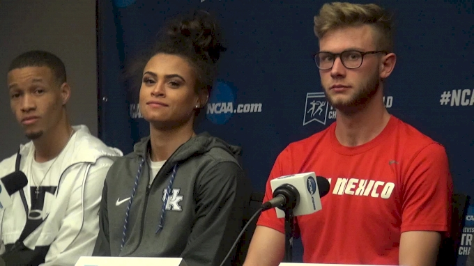 We Ask The Athletes What The Hardest Event In Track & Field Is