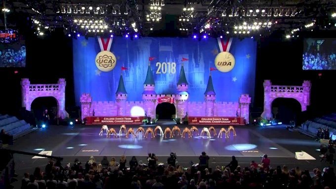 Florida State University [2018 Division IA Jazz] UCA & UDA College Cheerleading and Dance Team National Championship