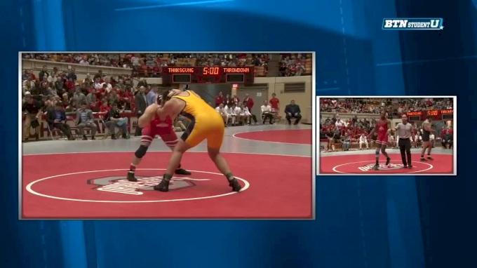 285 m, Kyle Snyder, tOSU vs Devin Nye, KSU